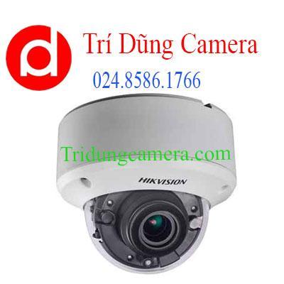Camera HD-TVI 2MP bán cầu hồng ngoại – HIKVISION DS-2CC52D9T-AVPIT3ZE