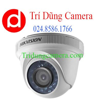 CAMERA HDTVI DOME HIKVISION DS-2CE56D0T-IRP (2.0MP)