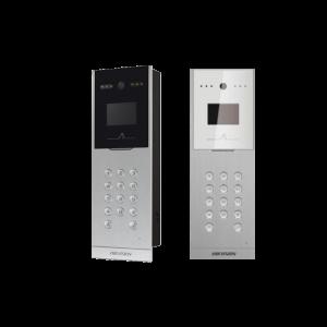 Nút bấm chuông cửa có hình IP Hikvision HIK-IP9002-VM