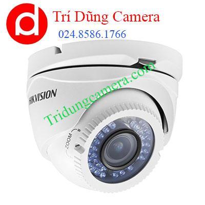 Camera HD-TVI Dome hồng ngoại Hikvision DS-2CE56D0T-VFIR3E
