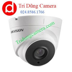 Camera HD-TVI Dome hồng ngoại Hikvision DS-2CE56D0T-IT3E Full HD