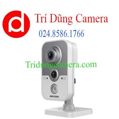 Camera Cube hồng ngoại chống trộm Hikvision DS-2CE38D8T-PIR
