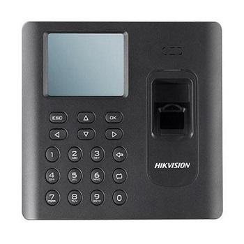 Máy Chấm Công Vân Tay Màn hình LCD DS-K1A802EF-1