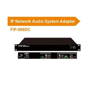 IP Network Audio System Adapter FIP-900DC