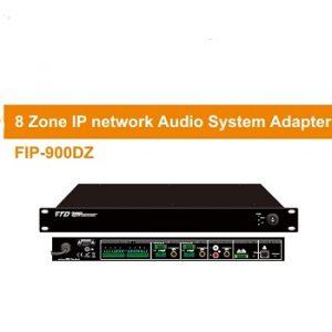 8 Zone IP network Audio System Adapter FIP-900DZ