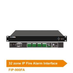 Trung tâm báo cháy Kỹ thuật số 32 zone FIP-900FA