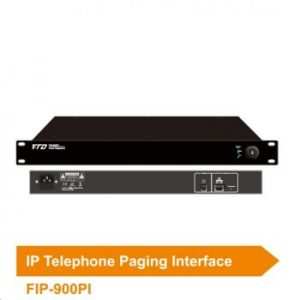 IP Telephone Paging Interface FIP-900PI