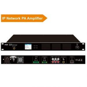 IP Network PA Amplifier FIP Series