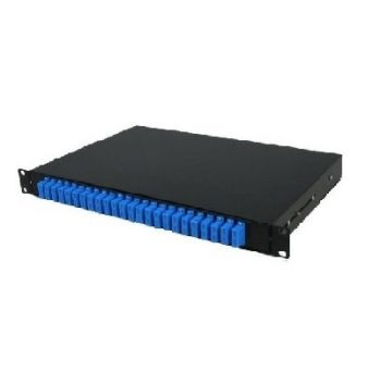 ODF gắn Rack 48-port, Duplex LC, 48-Fiber, SM