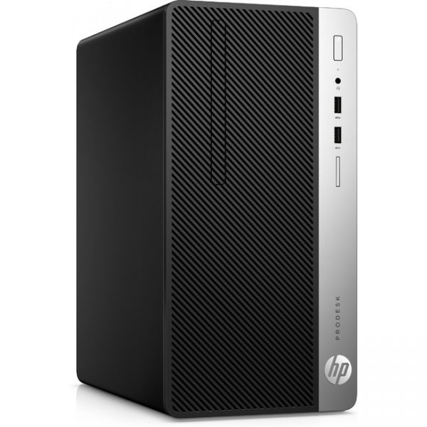 HP ProDesk 400 G5 Microtower PC (4ST29PA)/ Intel Core i5-8500 (3GHz, 9MB)