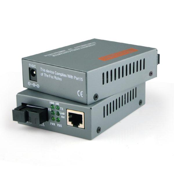 Bộ chuyển đổi quang điện Gigabit đa mốt (Multimode)