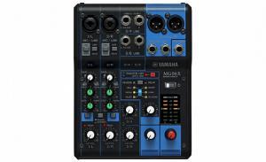Bàn trộn âm thanh Yamaha MG06X (ZT41620)