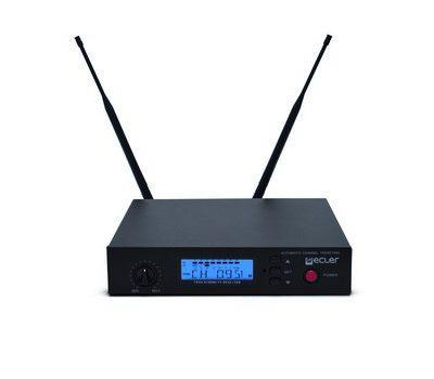 Bộ thu micro UHF không dây Ecler eMWR