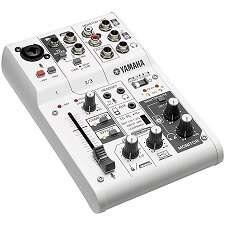 Bàn trộn âm thanh Yamaha AG03
