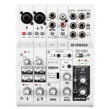 Bàn trộn âm thanh Yamaha AG06