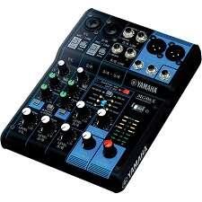 Bàn trộn âm thanh Yamaha MG06X
