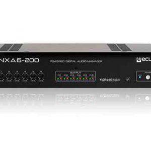 Bộ quản lý âm thanh kỹ thuật số Ecler NXA 6-200