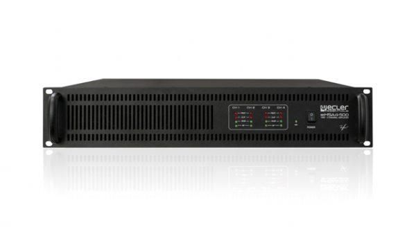 Âm ly công suất 4x500W Ecler eHSA4-500