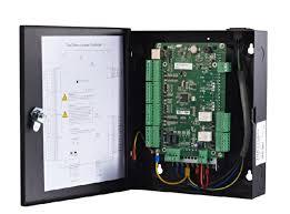 Bộ kiểm soát vào ra 2 cửa HIKVISION DS-K2802