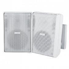 Loa hộp 60W, màu trắng LB20-PC60-8L