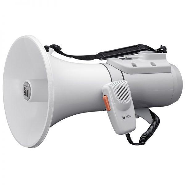 Loa phát thanh đeo vai 15W/23W, có micro, màu xám nhạt ER-2215