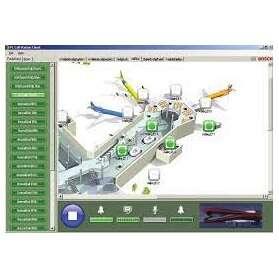 Bản quyền phần mềm gọi từ máy chủ BOSCH PRS-SWCSL-E