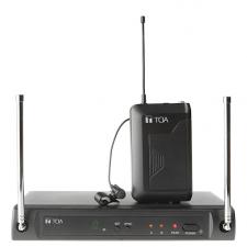 Bộ micro không dây cài ve UHF WS-5325M F01ER
