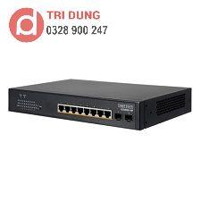 Edgecore ECS2020-10P Gigabit Switch PoE (70W, 8 PoE + 2 SFP)