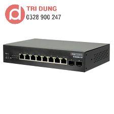 Edgecore ECS2020-10T Gigabit Switch (8 GE + 2 SFP)