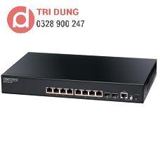 Edgecore ECS2100-10P Gigabit Web-Smart Pro Switch PoE (125W, 8 PoE + 2 SFP)