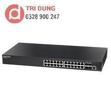 Edgecore ECS2100-28T Gigabit Web-Smart Pro Switch (24 Port)