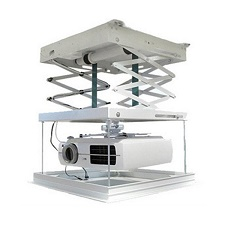 Giá treo máy chiếu điện nâng hạ 1m DA-LITE ECM110